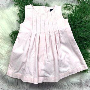  •Ralph Lauren•  Pretty Pink Light Corduroy Dress